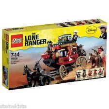 LEGO® Disney The Lone Ranger - Flucht mit der Postkutsche 79108 NEU & OVP