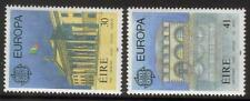 IRELAND MNH 1990 SG776-777 EUROPA: POST OFFICE BUILDINGS SET OF 2