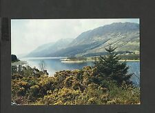 J Arthur.Dixon Colour Postcard Loch Lochy  Inverness-Shire Scotland  unpost