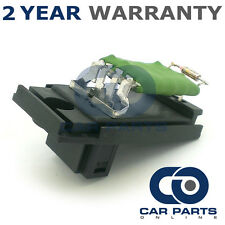 FOR FORD TOURNEO CONNECT 1.8 TDCI 90 DIESEL (2002-09) HEATER BLOWER FAN RESISTOR