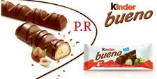 6 packs of kinder bueno  chocolate bars