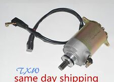 STARTER MOTOR FOR POLARIS RANGER RZR 170 2009- 2014 WITH WIRE 0454488/0454945