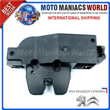 PEUGEOT 206 SW 307 Rear Tailgate Central Locking Lock Actuator Latch GENUINE OE