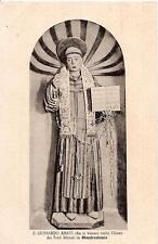 S. LEONARDO ABATE che si venera nella Chiesa dei Frati Minori in Manfredonia