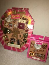 """Barbie Special Collection """"Holiday Presents"""" Gift Set (Bonus Cook wear)"""