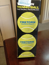 """vintage"" Tretorn tennis balls and can (unopened)"