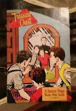 A FUTURE POPE - TREASURE CHEST COMIC No.5 SILVER AGE MAR 1962 10c COMICS w YOUTH