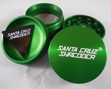 "Medium 2.2"" Green 4 Piece SANTA CRUZ SHREDDER"