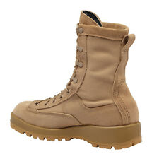 Rocky Outdoor Gear 790G ACU Gore-Tex Desert Tan Leather Combat Boots 4W Wide