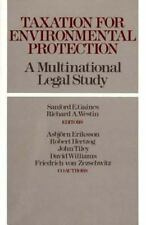 Taxation for Environmental Protection: A Multinational Legal Study-ExLibrary