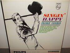 Frankie Vaughan . Singin' Happy . LP