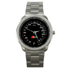 Best new AUDI S3 SPEEDOMETER SPORT METAL WATCH Free shipping