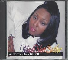 WANDA NERO BUTLER  A New Sealed Gospel CD  rare OOP HTF  Sound Of Gospel label