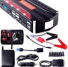 Multifunction 68000mAh 4USB Car Jump Starter Power Bank For Emergency Start MT