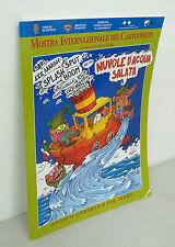 Chendi,NUVOLE D'ACQUA SALATA,2002[catalogo MOSTRA CARTOONISTS,Rapallo,fumetti