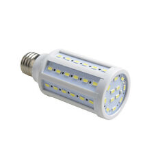 110/220V E27 E26 10W 5630 SMD 60 LEDs Corn Bulb Warm Cool white light 800lm lamp
