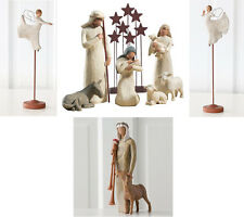 Demdaco Willow Tree 10 pc nativity set    NEW IN BOXES