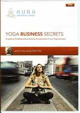 Yoga Business Secrets, a guide on how to start a yoga business DVD NEW