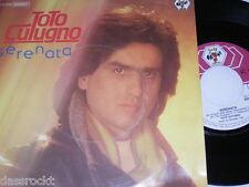 """7"""" - Toto Cutugno / Serenata & Instrumental - MINT 1984 # 0341"""