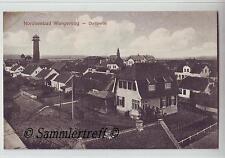 Nordseebad Wangeroog    Dorfpartie ca.  1908  Wangerooge