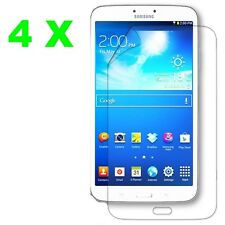 4X Ultra Clear Screen Protector Film Cover Guard For Samsung Galaxy Tab 3 8 inch