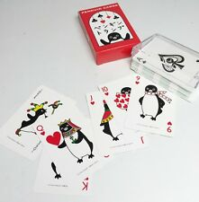 #10 Suica Penguin Playing Cards JR EAST Japan Railway Chiharu Sakazaki Cawaii