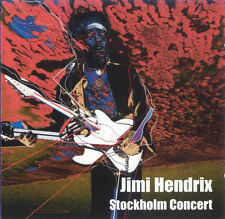 JIMI HENDRIX EXPERIENCE Stockholm Concert 1969 (2 sets) 2xCD albums PSYCH Cream