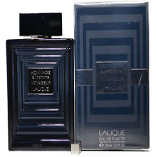 Hommage a l'homme Voyageur by Lalique for Men EDT 3.3 oz 100 ml spray