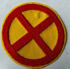 X men wolverine embroidered patch