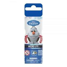 DISNEY FROZEN OLAF FASHEM MASHEM SQUISHY MICRO LITE LED SPOT LIGHT NEW