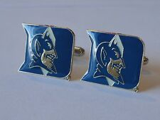 Duke University Cufflinks NCAA Devils