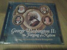 Bruce Broughton - George Washington II (Intrada) Score Soundtrack NEW & SEALED