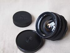 MIR 1 Wide Angle Lens 37mm f 2,8 M42