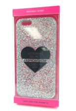 NIB 1 VICTORIA'S SECRET 2014 LONDON FASHION SHOW GLITTER SOFT CASE iPhone 6 NEW