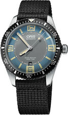 BRAND NEW AUTHENTIC ORIS DIVER SIXTY-FIVE MENS AUTOMATIC WATCH | 73377074065FS