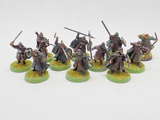 LOTR plastic WARRIORS OF ROHAN x11 Well Painted Rohirrim Helms Deep 40095