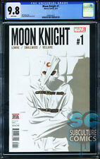 MOON KNIGHT #1 - CGC 9.8 - SOLD OUT - FIRST PRINT - SOLD OUT - MOVIE COMING OUT