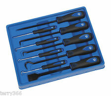 SYKES PICKAVANT 9pc Hook, pick and scraper set.66088700