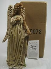 CERISE ANGEL FIGURINE BY TONY COSTANZA CAPTURED CARVINGS EY6072 NEW IN BOX RET.