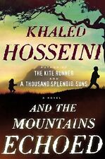 And the Mountains Echoed Hosseini, Khaled Hardcover