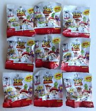 Lot 9x NEW Disney Pixar Toy Story Blind Bag Mini Figure 2016 Mattel Series 1