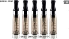 10 VAPE E   CIG SHISHA PEN TANKS TOP  TIP ATOMISER-CLEAROMISER-VAPOURISER
