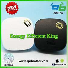 2sets 3- 5years Bluetooth4.0 BLE Beacon with iBeacon & Eddystone Tech