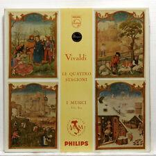 I MUSICI, FELIX AYO - VIVALDI the 4 seasons PHILIPS Minigroove LP