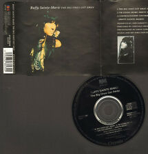 BUFFY SAINTE-MARIE 3 track CD SINGLE The Big Ones Get Away I'M Going Home