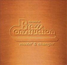 Best Of ..Movin` & Changin` -  Brass Construction, Brass Construction, Good Impo