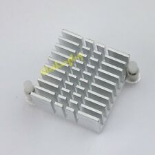 36mm x 36mm x 20mm Aluminum Heatsink For Chipset Northbridge Cooling Cooler New