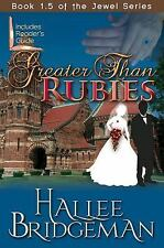 NEW Greater Than Rubies: The Jewel Series Book Autographed Copy
