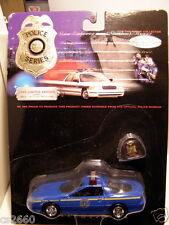 New York State Police Trooper 1999 plate Chevy Camaro Road Champs FREE SHIPPING