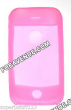 Apple iPhone 2nd Generation 2G 4GB 8GB 16GB PINK Silicone Skin Cover Case NEW